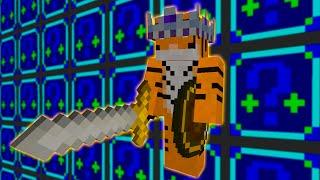 Minecraft: LUCKY BLOCKS NIGHT | JEFE TIGRE!! | Desafío de la Suerte Especial - #80