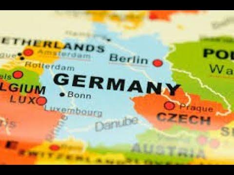 Идентичность современной Германии - прекрасный пример как нужно реагировать на вызовы