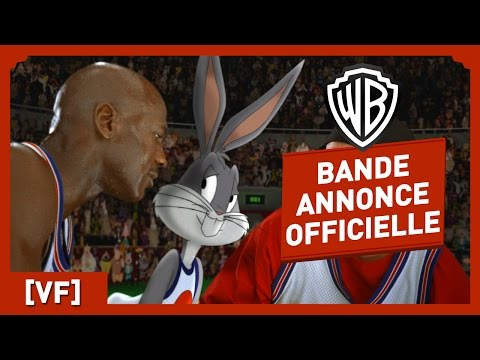 Space Jam - Bande Annonce Officielle (VF) - Michael Jordan / Bill Murray