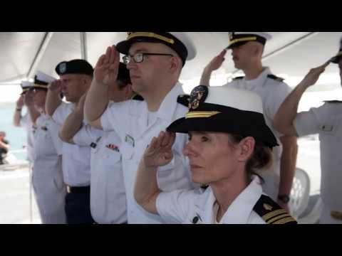 DFN:Pacific Partnership 2018 Yap Kicks Off, MICRONESIA, FEDERATED STATES OF, 03.21.2018