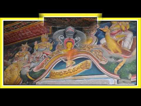යක්කල වාරණ රජමහා විහාරයේ මූර්ති(Sculpture of Warana Temple in Yakkala)