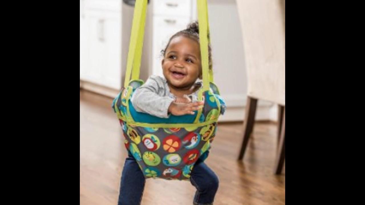 Evenflo ExerSaucer Door Jumper Bumbly - Best Kids Ride on Toys  sc 1 st  YouTube & Evenflo ExerSaucer Door Jumper Bumbly - Best Kids Ride on Toys ... pezcame.com