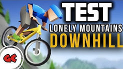 Lonely Mountains: Downhill | Test // Review