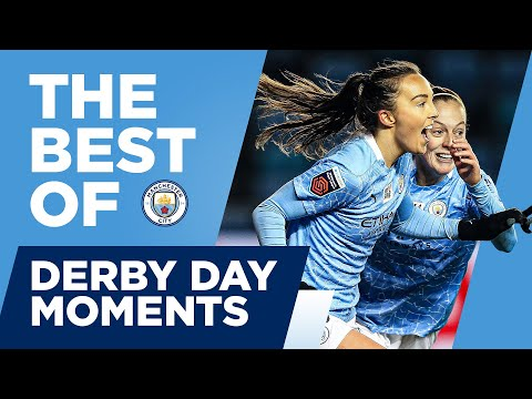 Best moments from the Manchester Derby?