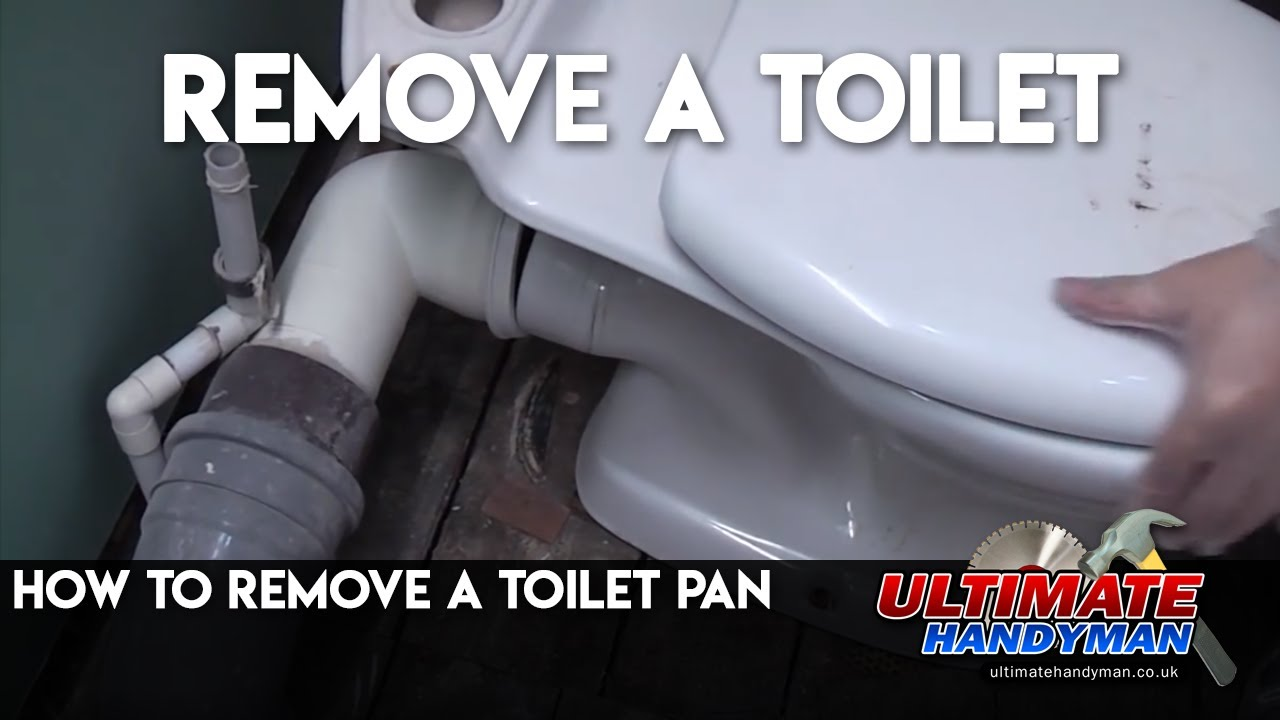 How to remove the old toilet: the technology of dismantling the old plumbing 14
