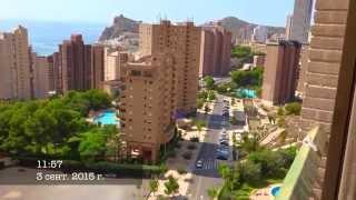 Залоговая недвижимость в Испании: кредитная квартира в Бенидорме с тремя спальнями от банка(, 2015-09-08T09:31:18.000Z)