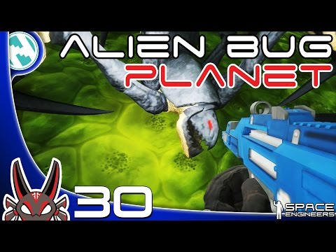 """""""Alien Bug Planet"""" The Nidd S03E30 