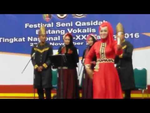 Finalis LASQI 2016 di Bandar Lampung || YARID Voc. Khaisna