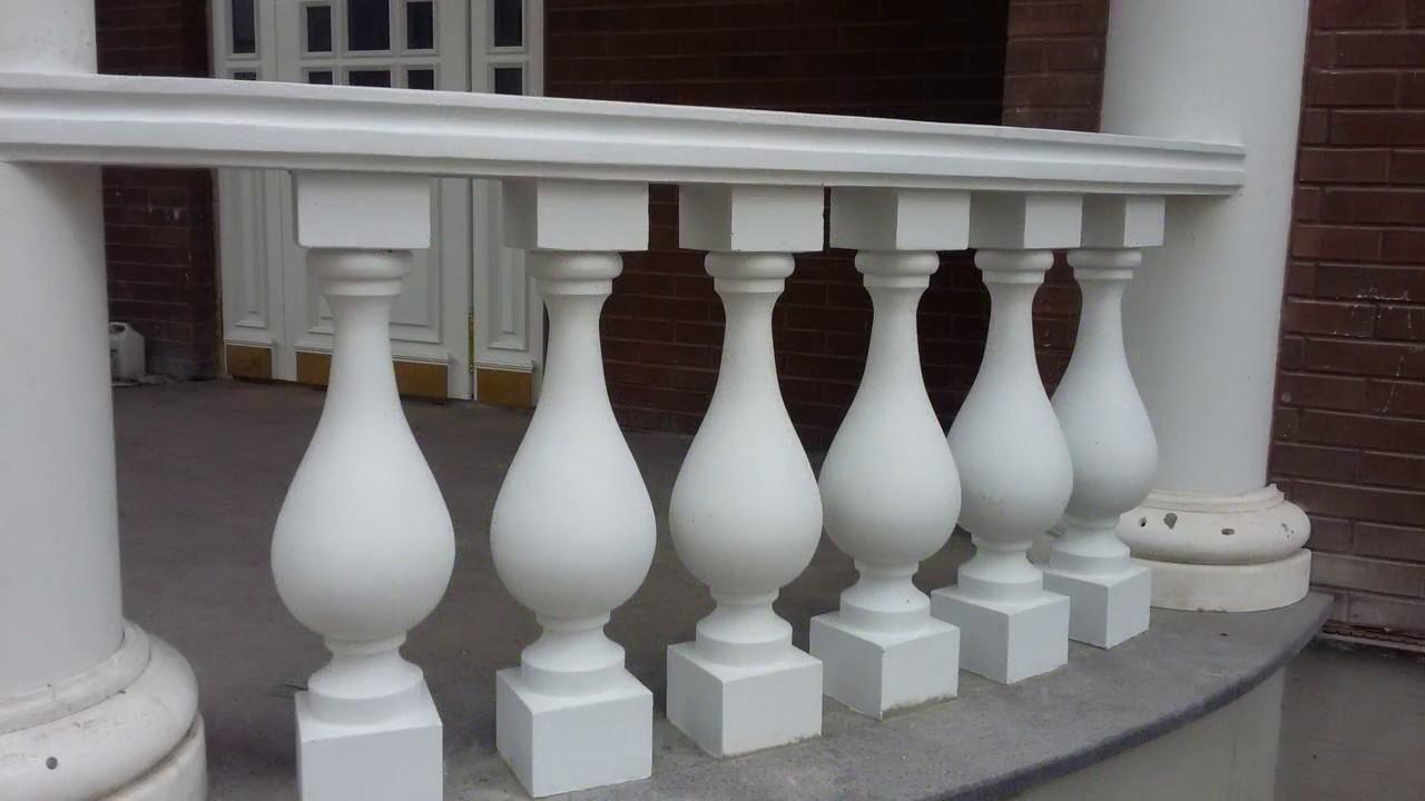 Изготовление балясин из бетона купить купить бетон миксером в коломна