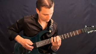 Уроки игры на гитаре, гаммы для импровизации