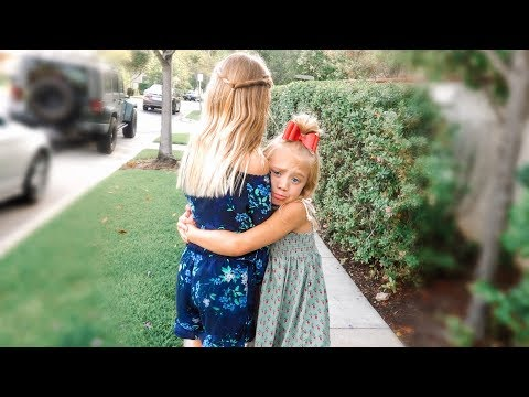 Everleigh's Emotional GoodBye To Her Best Friend... (Moving Away Forever)