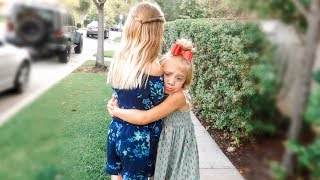Everleigh\'s Emotional GoodBye To Her Best Friend... (Moving Away Forever)