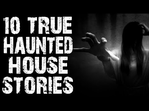 10 TRUE Dark & Disturbing Haunted House Horror Stories to Creep You Out! | (Scary Stories)