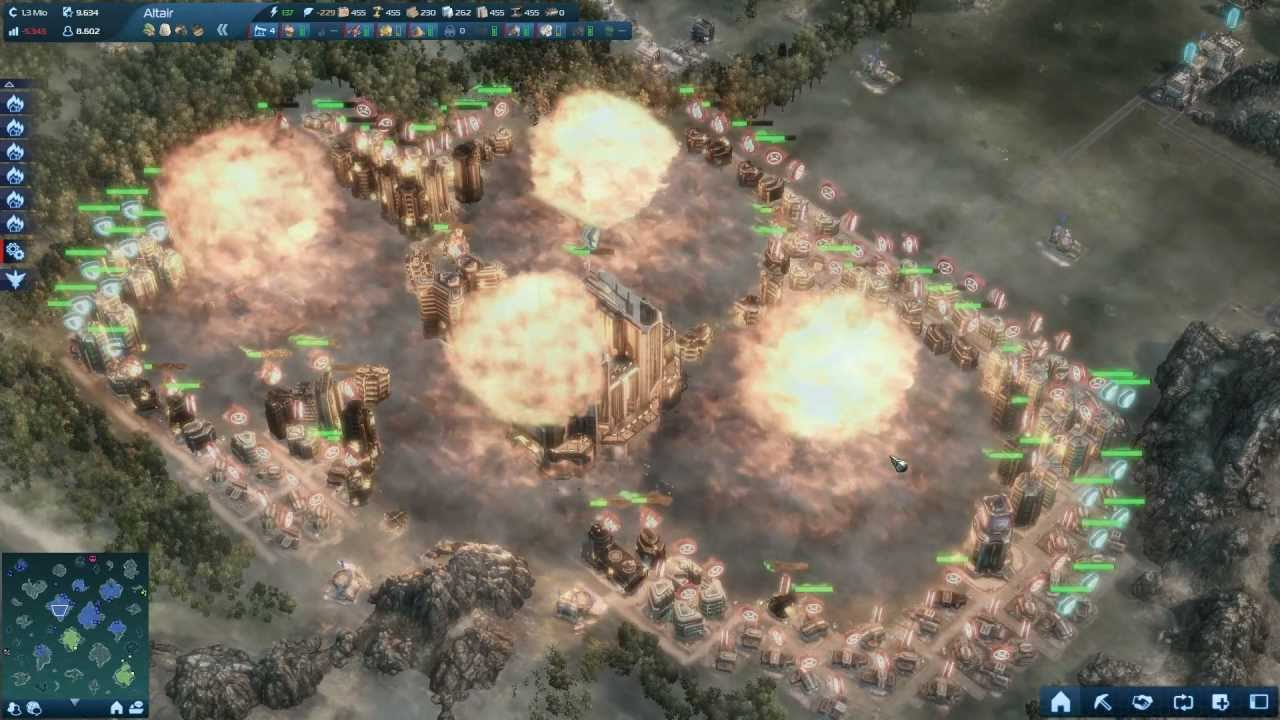 Anno 2070 atombombe youtube for Anno 2070 find architect
