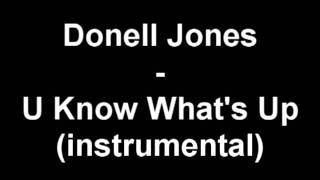 Donell Jones - U Know What