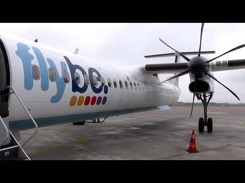 [Tripreport] Hannover - Lyon ✈ Flybe Bombardier DASH-8 Q400