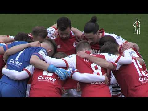 Highlights: Saints 2 - Derry 0 (09/04/2021)