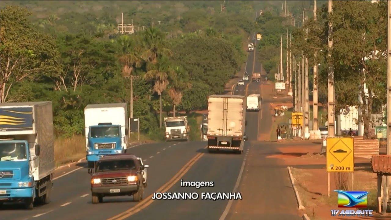 Lombadas foram retiradas em trecho no povoado Brejinho em Caxias ...