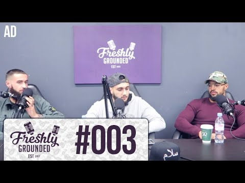 #3 Healthy Mindset: Becoming a Muslim, Flat Earth Theory, Bodybuilding & More