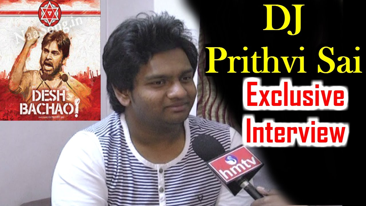 Desh Bachao Music Director Dj Prithvi Sai Interview | Bahubali Prabhas Down To Earth Moment Maxresdefault