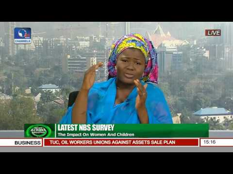 News Across Nigeria: NBS Seeks New Data On Health, Education & Child Right Pt 2