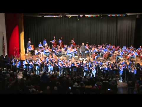 Middletown High School, NY Music Program