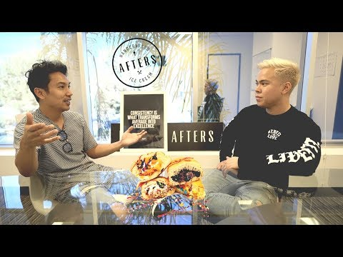 Building A $50 Million Dollar ICE CREAM Empire! Interview With AFTERS CEO, Scott Nghiem!