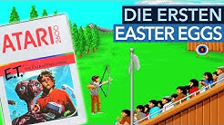 So ABSURD ging's damals los - Die ersten Easter Eggs der Spiele-Geschichte