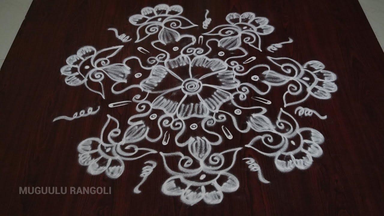 Dot Rangoli Designs Pdf