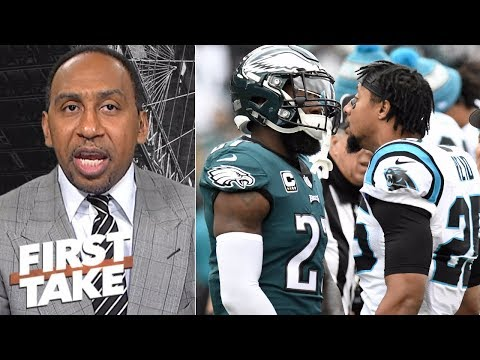 Stephen A. calls out Eric Reid for confronting Malcolm Jenkins over protests | First Take