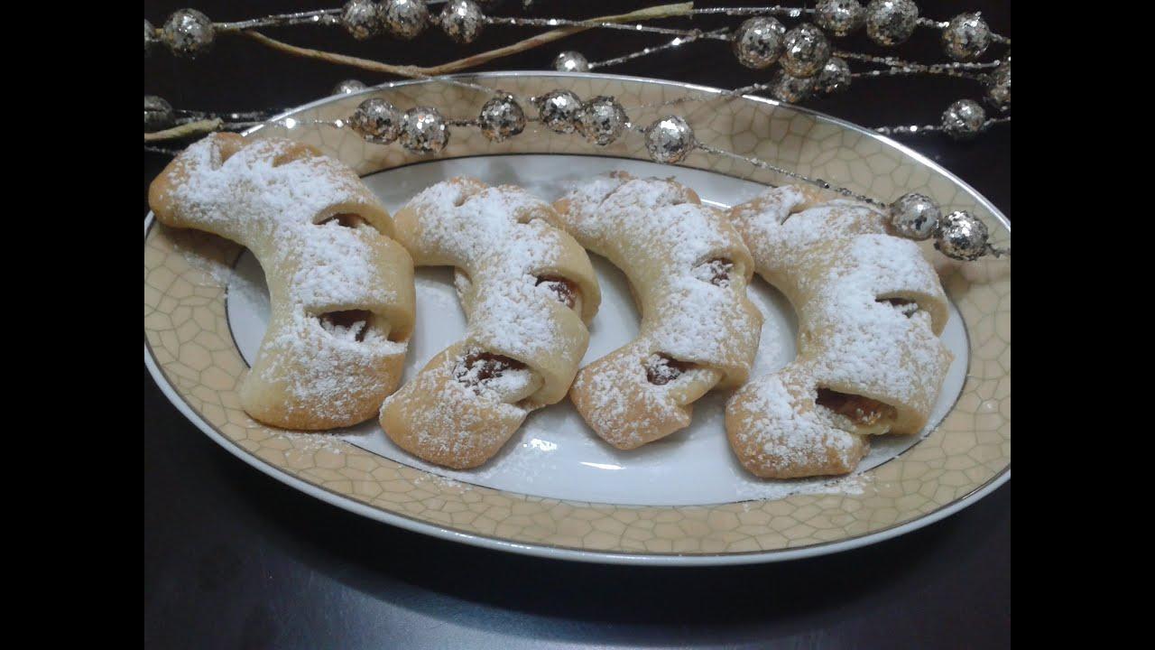 elmalı kurabiye orjinal tarif - YouTube