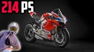 MOJI FÄHRT EURE BIKES | Ducati V4S Corse