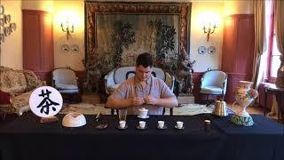 Cérémonie du thé Wei Xiali