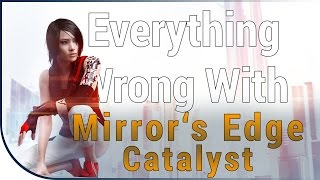 GAME SINS | Everything Wrong With Mirror