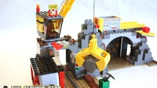 lego city 4204 gold mine review