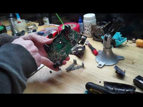 "Replacing Thumbstick ""clicks"" on Xbox One Controller for Muscular Dystrophy"