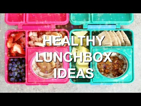 Healthy Lunchbox Ideas With Omie