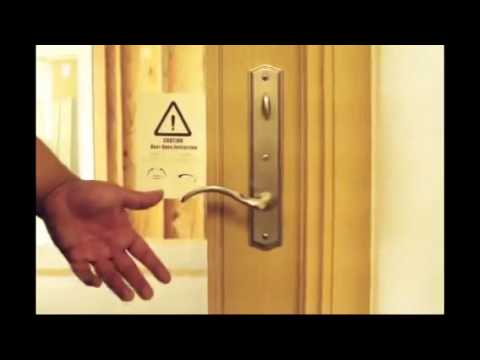 How To Operate A Multi Point Lock On A Hinged Neuma Door