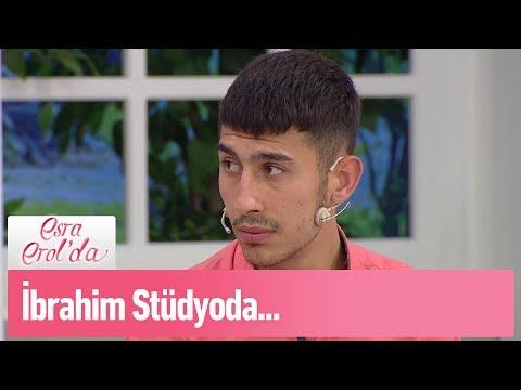 İbrahim Berkay Gezici Stüdyoda - Esra Erol'da 30 Nisan 2019