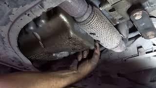 تغيير زيت المحرك وفلتر جولف 6  -  Changer l'huile moteur et  filtre Volkswagen Golf VI - Mokhtar