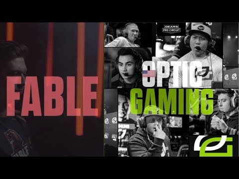 Fable vs Optic Gaming | Gears Pro Circuit Mexico City Open Day 2 | 01.27.2018