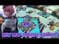 NEW MAP SPECIAL FANNY!! TEMA DIATAS AWAN - Mobile Legends Indonesia