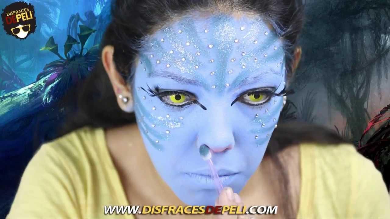 Tutorial de Maquillaje Avatar YouTube