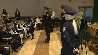 Патрульні поліцейські провели уроки безпеки в школах
