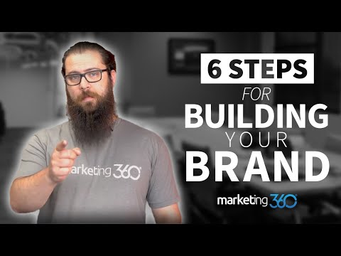 How To Build A Brand From Scratch - 6 Steps To Success
