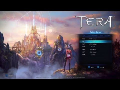 Tera Console [ Servers Are Down ]