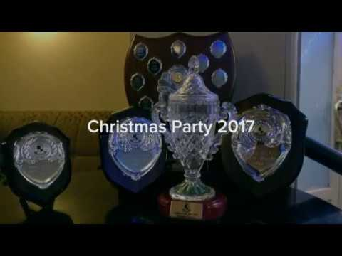 2017 December Chrissy D's Golf Society Bray Co. Wicklow - Christmas Party