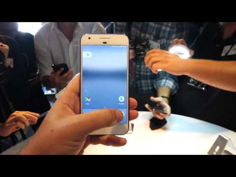 Google Pixel phone hands-on