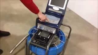 Sewer Inspection Cameras | Insight VISION D2 System