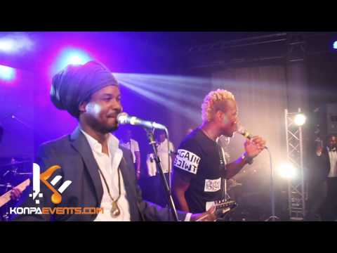 Gazman Disip ft Dener Ceide - San Manti  Live @ Dock Eiffel in Paris [ Oct -22/16 ]